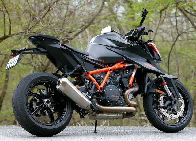 画像1: KTM 「1290 SUPER DUKE R」 試乗インプレ&解説(宮崎敬一郎)
