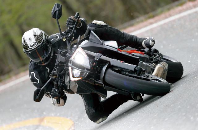 画像3: KTM 「1290 SUPER DUKE R」 試乗インプレ&解説(宮崎敬一郎)