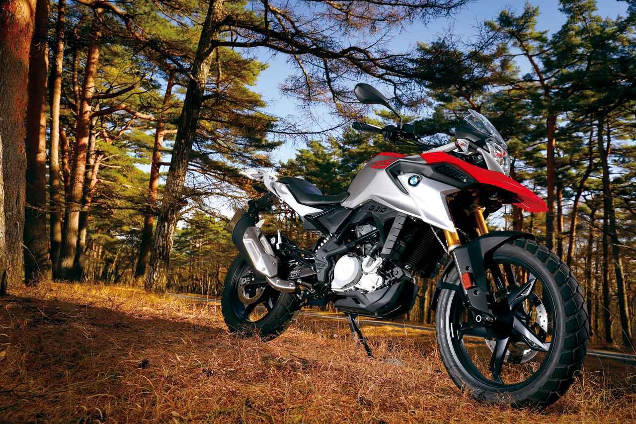 画像: 普通自動二輪免許で乗れるBMW「310GS」を走行インプレッション! 日本のバイク旅は、313ccの単気筒でも充分か!? - webオートバイ