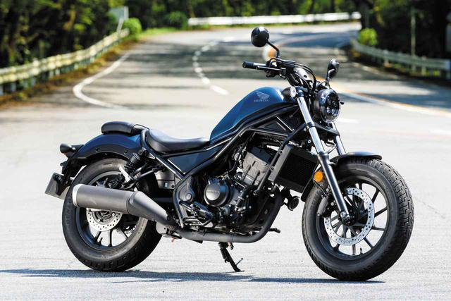 画像: Honda REBEL 250 総排気量:249cc メーカー希望小売価格:59万9500円(税込) 2020年モデルの発売日:2020年3月19日