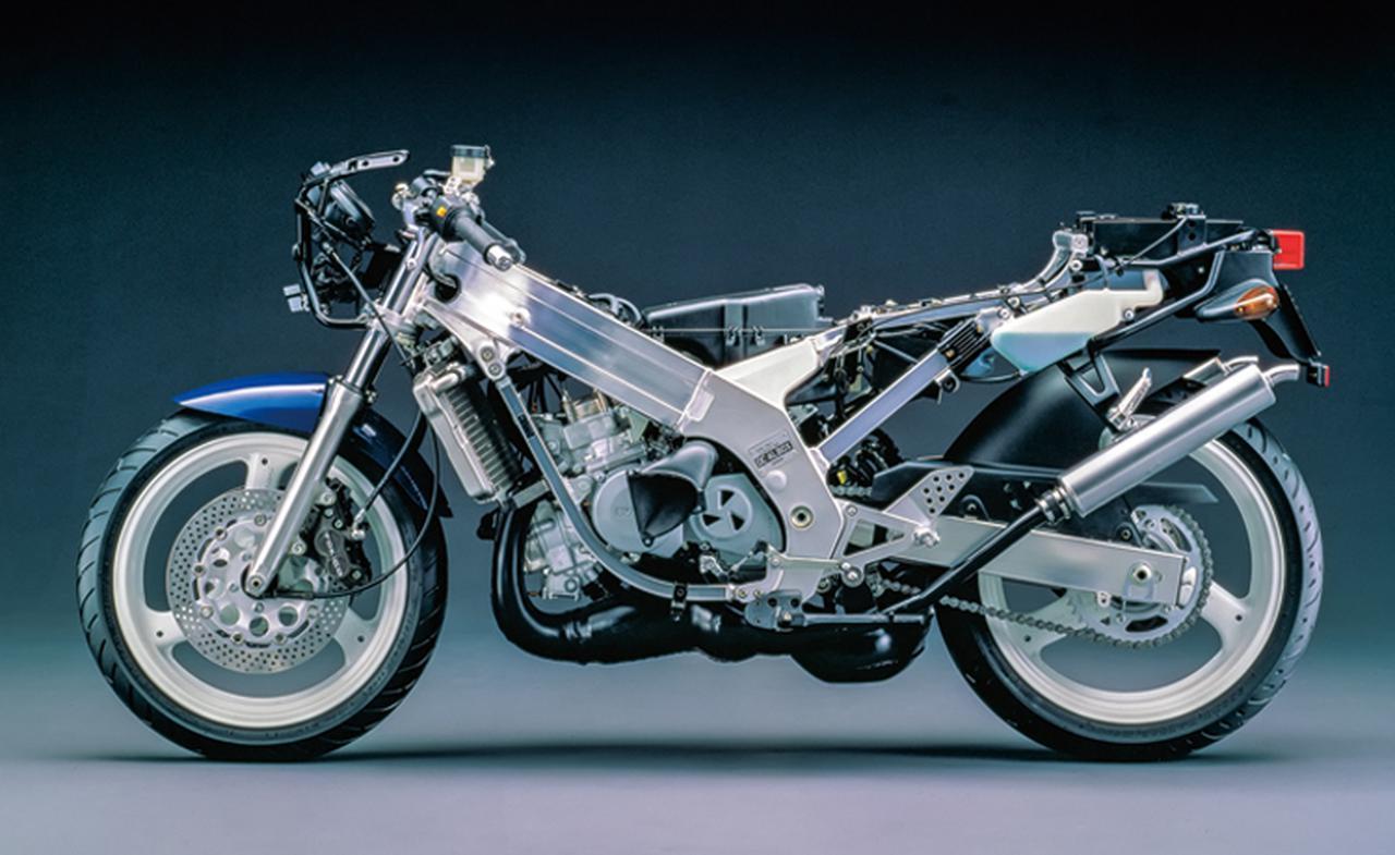 画像4: スズキRG250Γヒストリー(RGV-Γ250・VJ23A/Wolf編 1996-1999)