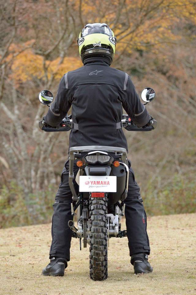 画像1: 日本国内のみの販売パッケージ! ヤマハ「ツーリングセロー」はお買い得な250ccアドベンチャーバイク