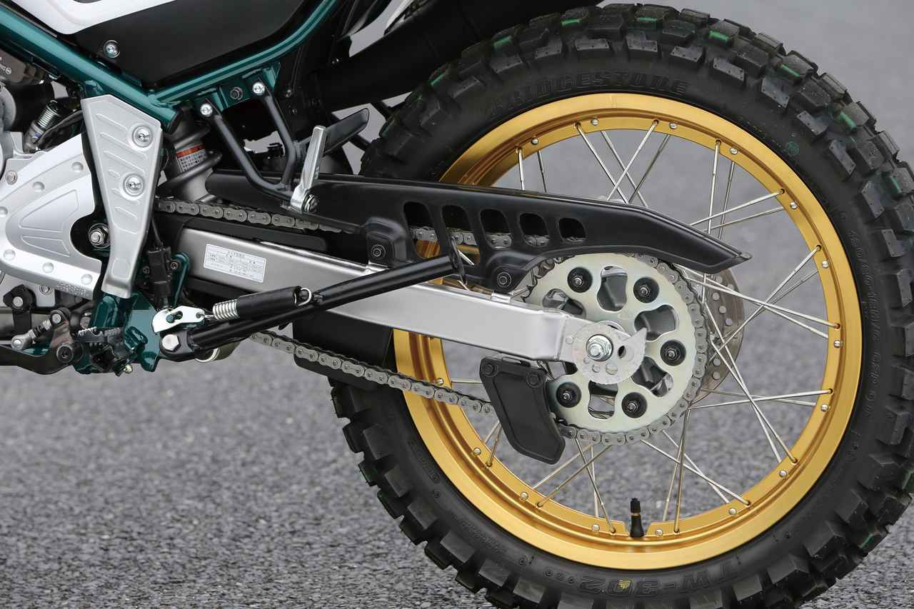 Images : 7番目の画像 - ヤマハ ツーリングセロー - webオートバイ