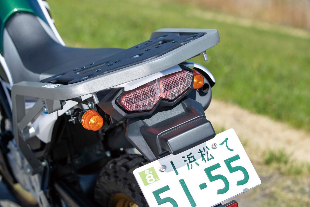 Images : 5番目の画像 - ヤマハ ツーリングセロー - webオートバイ