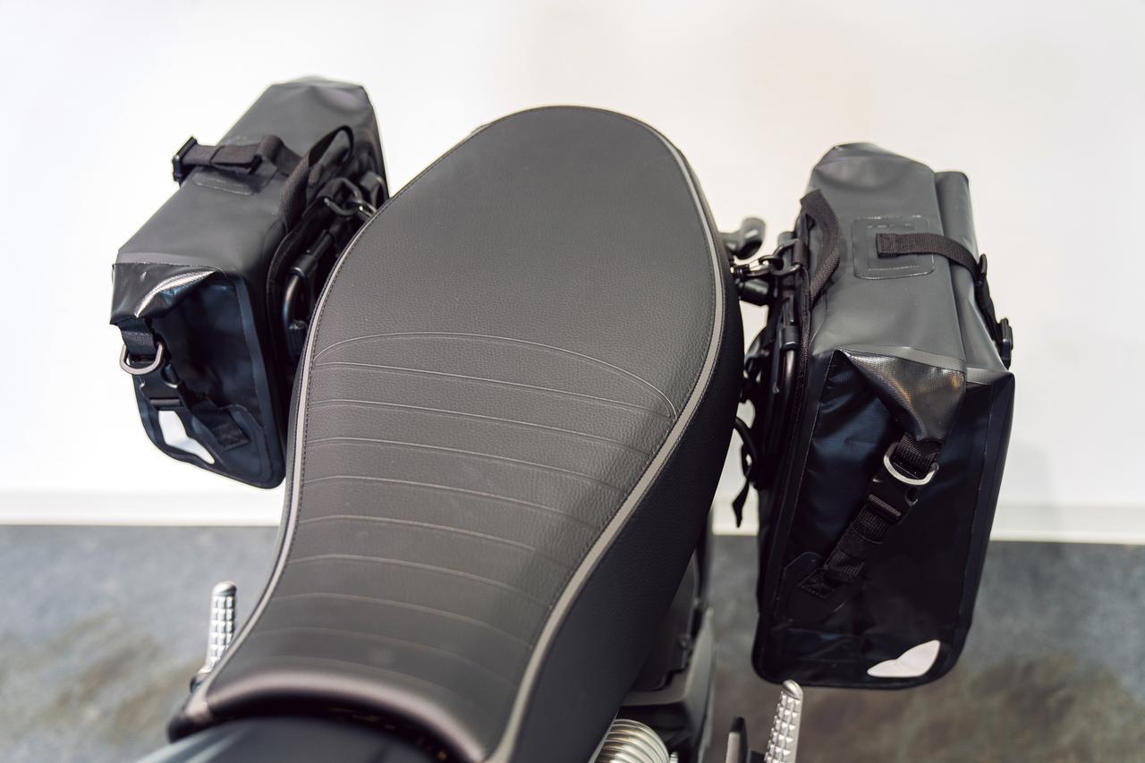画像: ソフトサイドバッグセット ブラック ■3万800円