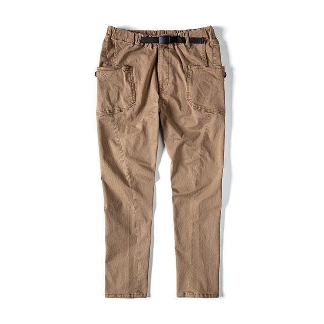 画像: [GSP-55] JOG 3D CAMP PANTS / SOIL