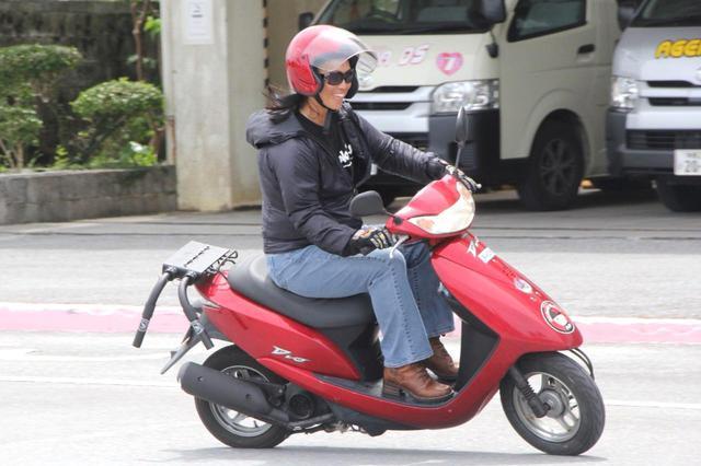 画像6: 沖縄でバイクde女子会!