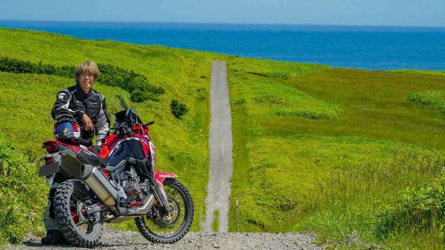 画像: 「三橋淳のアフリカツイン 北駆南走」 第12回「前略、北の道から」 - webオートバイ
