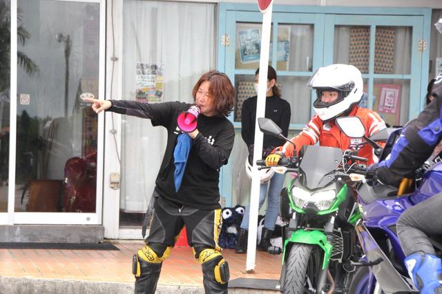 画像3: 沖縄でバイクde女子会!