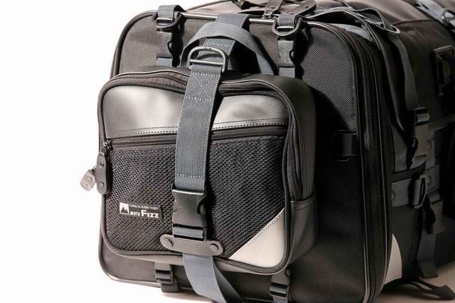 画像4: キャンプライダーを支え続ける伝統の「キャンピングシートバッグ2」