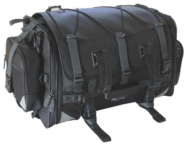 画像: 容量:59~75L キャンプツーリング向け メーカー希望小売価格:税別23,000円 www.tanax.co.jp