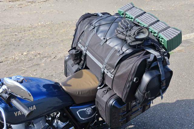 画像3: バイク用バッグの間違いない選択。「タナックス」が選ばれ続けるワケとは?