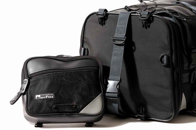 画像6: キャンプライダーを支え続ける伝統の「キャンピングシートバッグ2」