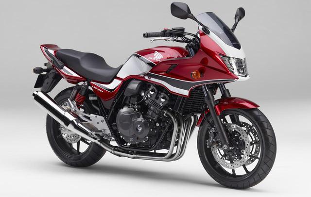 画像: Honda CB400 SUPER BOL D'OR メーカー希望小売価格:税込104万600円~108万4,600円
