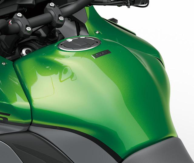 画像: 自然治癒力を持つ夢の塗装!? カワサキ車に採用され始めた〈ハイリー・デュラブル・ペイント〉の秘密とは?【現代バイク用語の基礎知識2019】 - webオートバイ