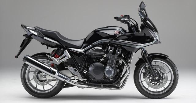 画像: Honda CB1300 SUPER BOL D'OR メーカー希望小売価格:税込162万1,400円