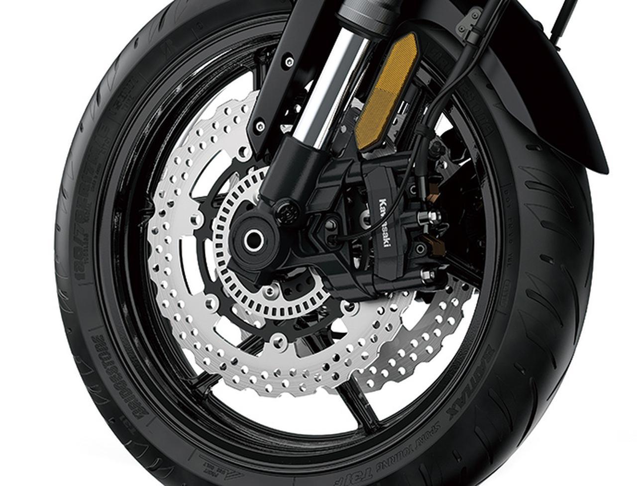 Images : 7番目の画像 - カワサキ「VERSYS 1000 SE」 - webオートバイ