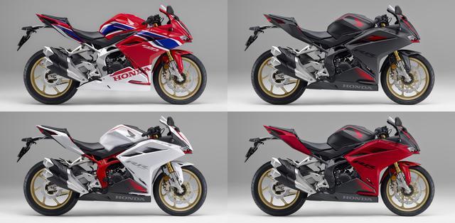 画像1: 【速報】ホンダが新型CBR250RRの詳細を発表! 最高出力は41PS! 価格は据え置き、発売日は2020年9月18日!