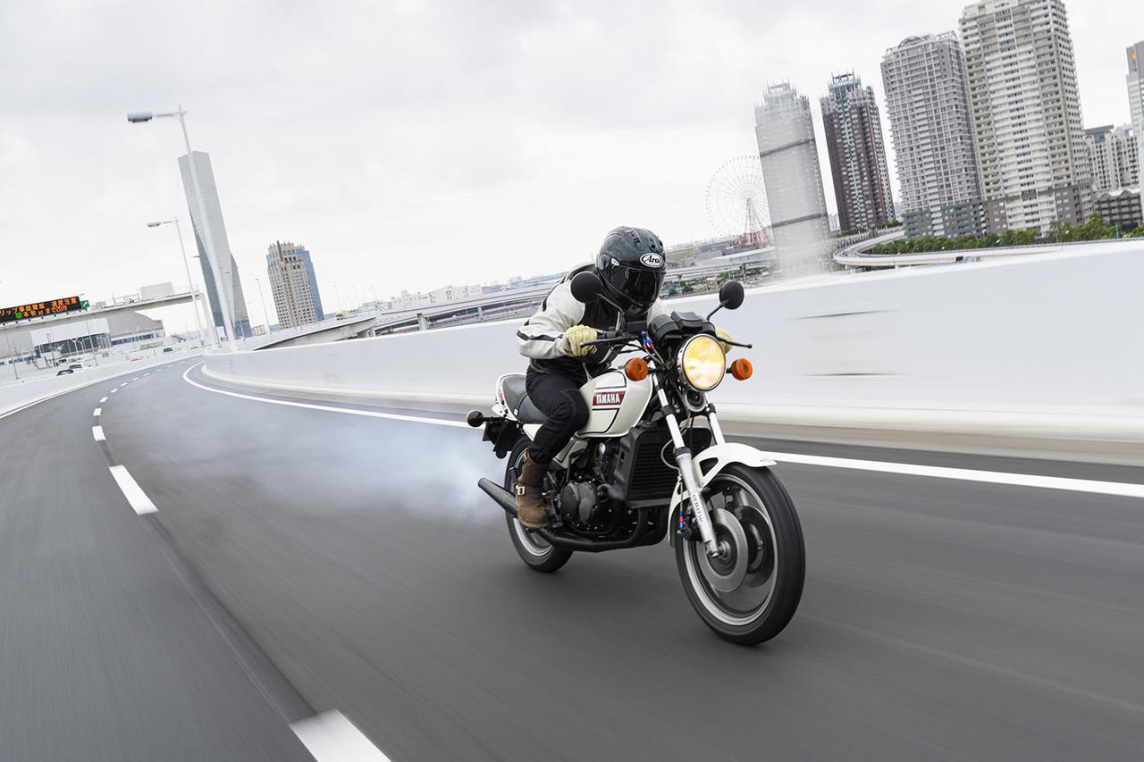 画像3: YAMAHA「RZ250」楽しい世界へと、私たちを導く。