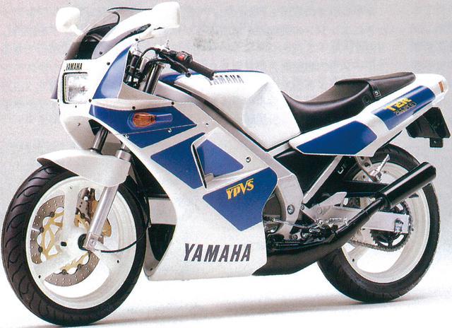 画像4: ヤマハTZR250ヒストリー