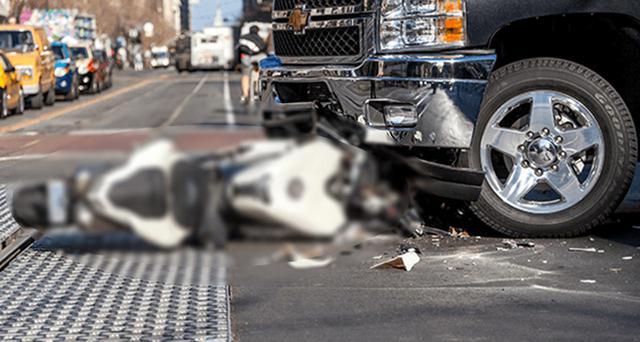 画像: ※写真はバイク事故のイメージ