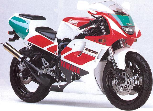 画像: ヤマハTZR250ヒストリー(後編・1991-1995) | ヘリテイジ&レジェンズ|Heritage& Legends