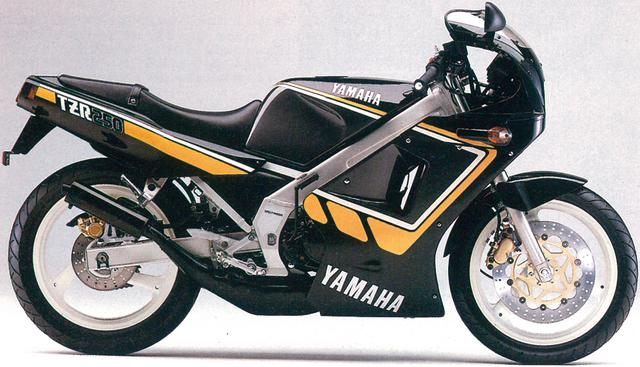 画像5: ヤマハTZR250ヒストリー