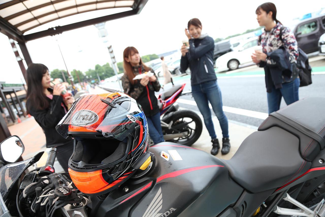 Images : 9番目の画像 - オートバイ女子部の「DT-E1」お試しツーリング - webオートバイ