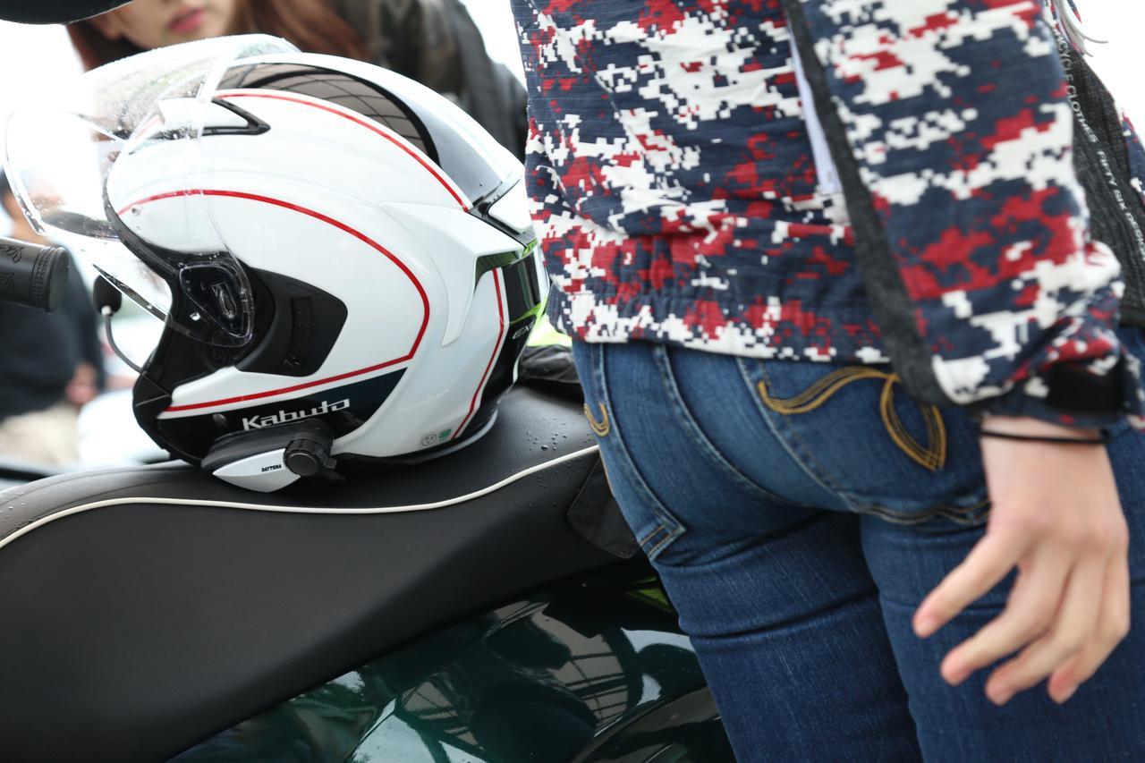 Images : 7番目の画像 - オートバイ女子部の「DT-E1」お試しツーリング - webオートバイ