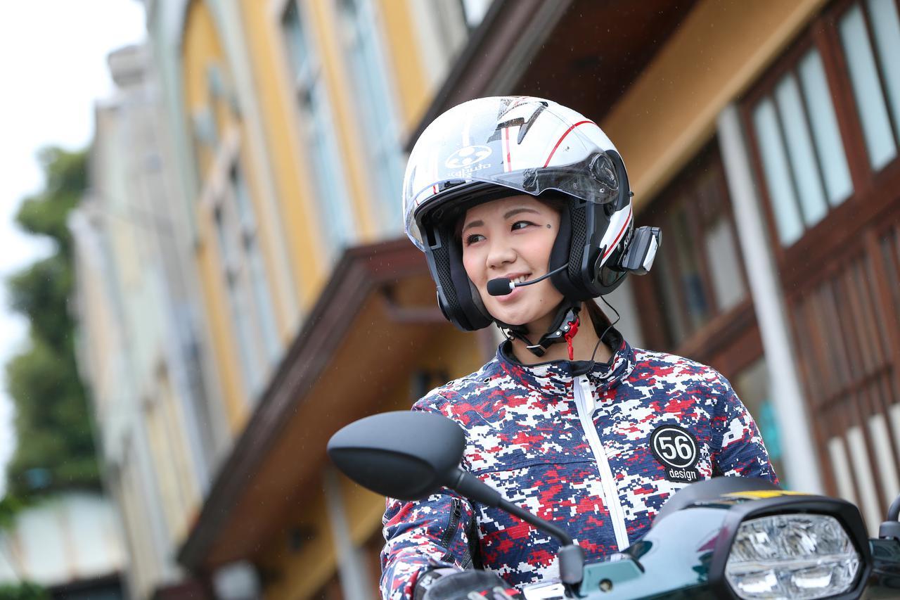 Images : 10番目の画像 - オートバイ女子部の「DT-E1」お試しツーリング - webオートバイ