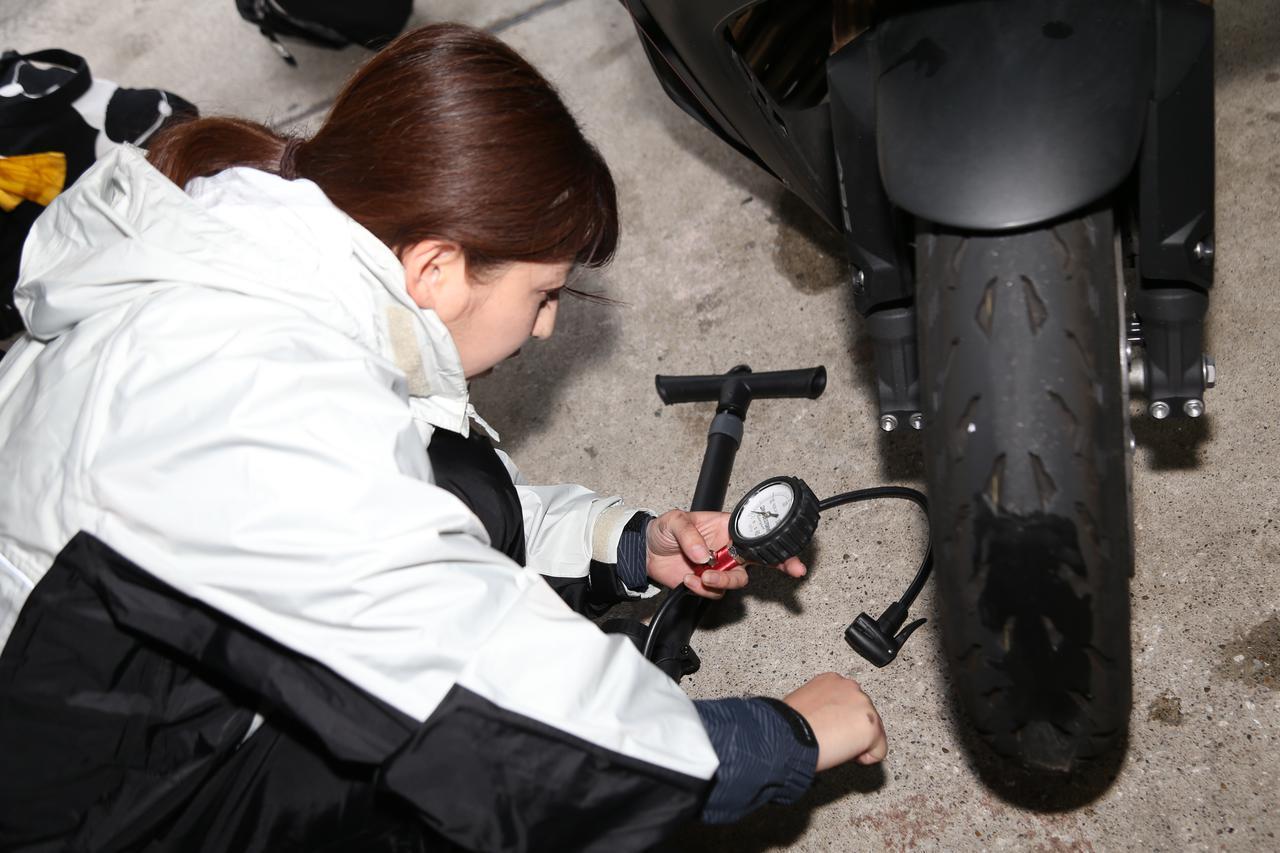 Images : 6番目の画像 - オートバイ女子部の「DT-E1」お試しツーリング - webオートバイ
