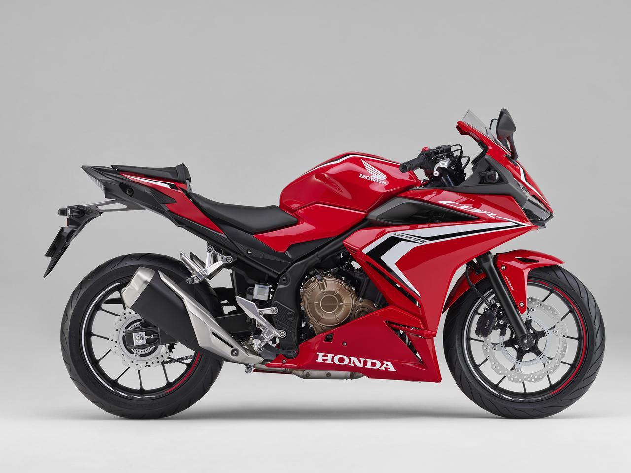 画像1: ホンダが「CBR400R」の2020年モデルを発売! RR-Rと共通のロゴデザインを採用、カラーバリエーションは3色!