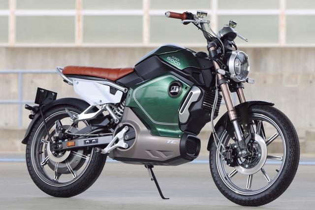 画像: 原付二種クラスの電動スポーツバイクが日本上陸! SUPER SOCO(スーパーソコ)「TSx」「TC」解説&試乗インプレ(2020年) - webオートバイ