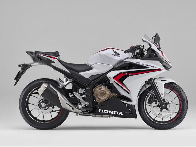 画像3: ホンダが「CBR400R」の2020年モデルを発売! RR-Rと共通のロゴデザインを採用、カラーバリエーションは3色!