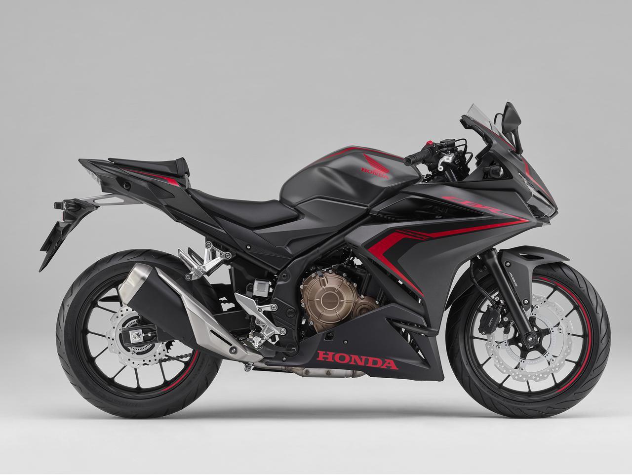 画像2: ホンダが「CBR400R」の2020年モデルを発売! RR-Rと共通のロゴデザインを採用、カラーバリエーションは3色!