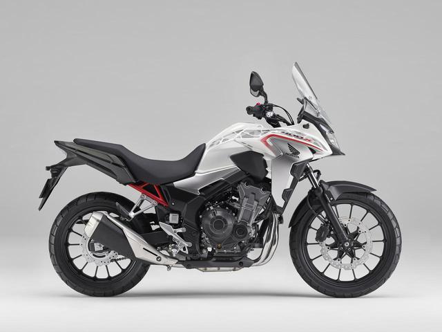 画像2: ホンダ「400X」の2020年モデルが7月31日に発売! カラーバリエーションは黒と白、あなたはどっちの色が好き?