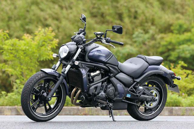 画像: Kawasaki VULCAN S 総排気量:649cc エンジン形式:水冷4ストDOHC4バルブ並列2気筒 2020年モデルの発売日:2020年1月15日 メーカー希望小売価格:税込85万8000円
