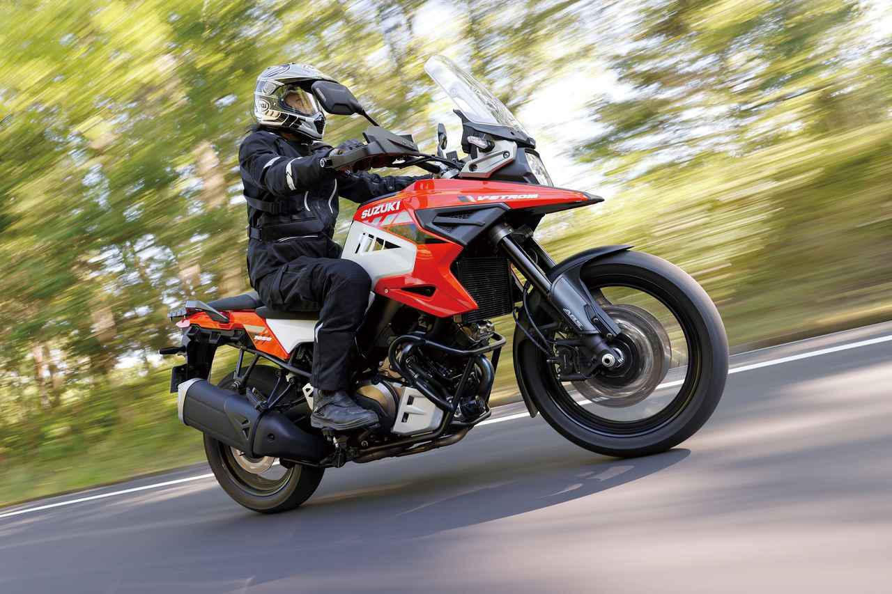 Images : 2番目の画像 - スズキ Vストローム1050XT - LAWRENCE - Motorcycle x Cars + α = Your Life.