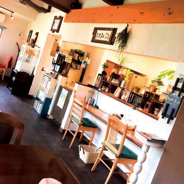 画像: ⑧ AOSORA café アオソラカフェ