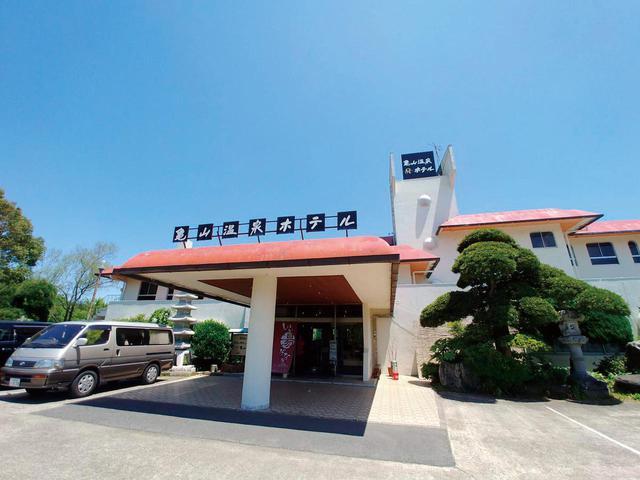 画像: ⑥ 亀山温泉ホテル