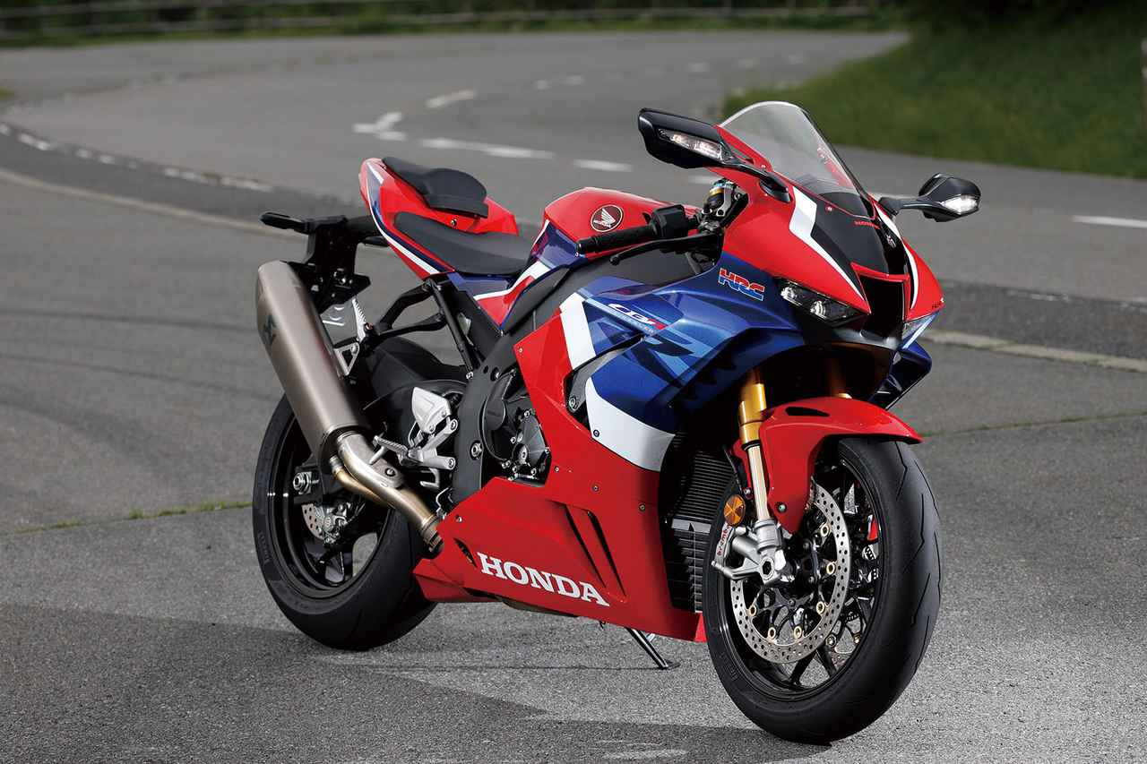 Images : 4番目の画像 - Honda CBR1000RR-R FIREBLADE SP - LAWRENCE - Motorcycle x Cars + α = Your Life.