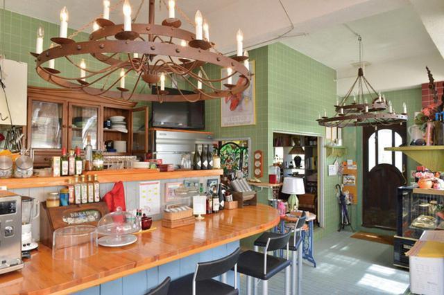 画像: ⑦ BLUTO'S café ブルートズカフェ