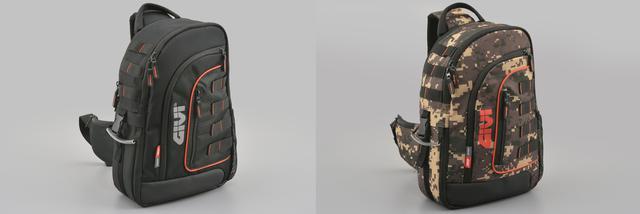 画像1: ハードケースだけじゃない! GIVIのツーリング用ワンショルダーバッグが多機能で便利そう!