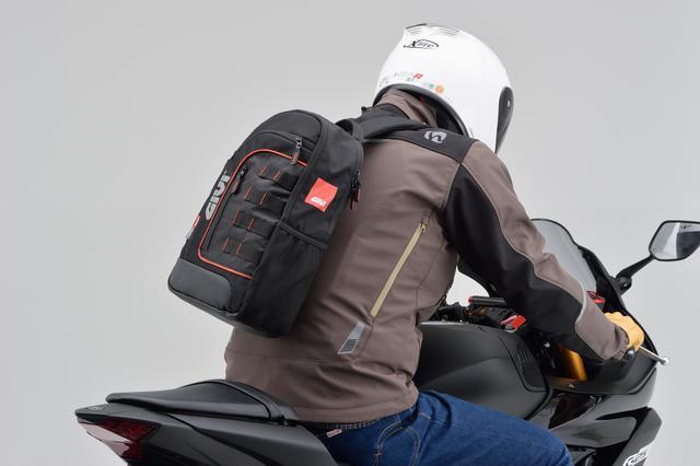 画像2: ハードケースだけじゃない! GIVIのツーリング用ワンショルダーバッグが多機能で便利そう!