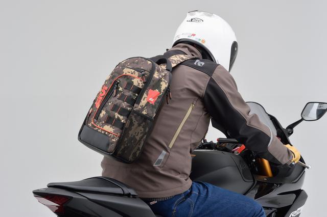 画像3: ハードケースだけじゃない! GIVIのツーリング用ワンショルダーバッグが多機能で便利そう!