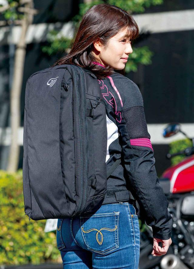 画像: 各社のバイク用バッグの情報はwebオートバイで!