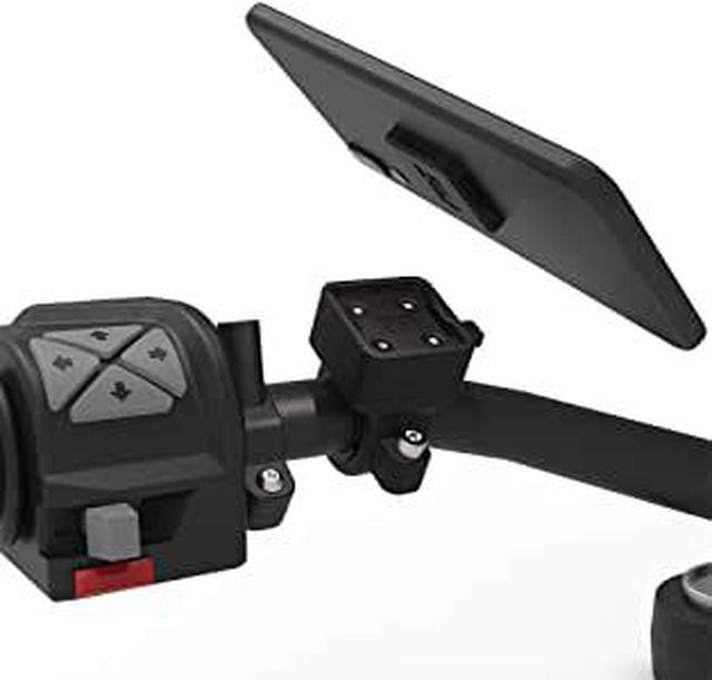 画像: Amazon|オックスフォード (OXFORD) CLIQR (クリッカ) バイク用 ハンドルマウント ブラック OX850