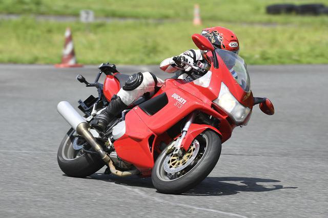 画像: 市川 仁が絶版車を斬る  Ducati ST3
