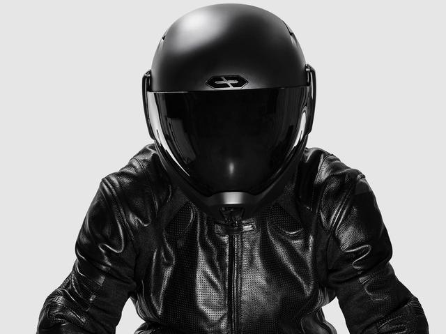 画像: いま日本発のとてつもないヘルメットが生まれようとしている!「クロスヘルメット X1」の機能が未来すぎてビビる。 - webオートバイ