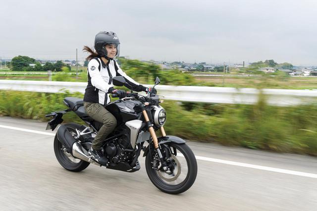 画像: 4時間レンタルで充分楽しい! バイクに慣れるのにも使える